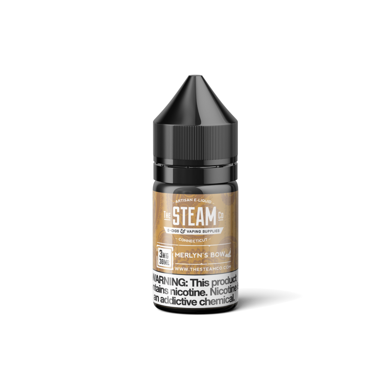 The Steam Co - Merlyns Bow 30ml