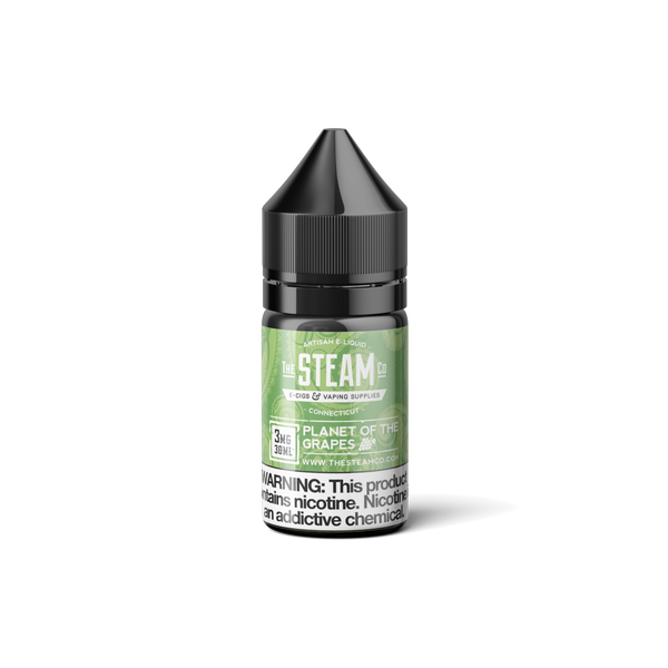 The Steam Co - Planet of the Grapes 30ml