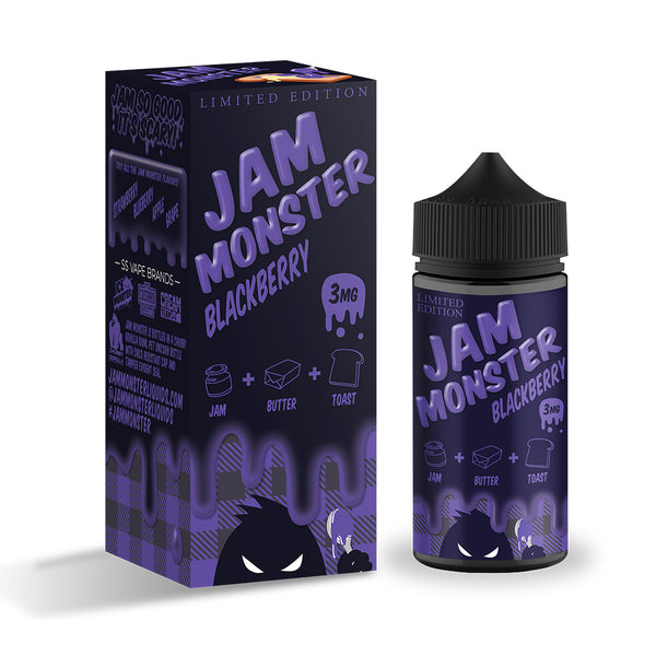 Jam Monster - Blackberry Jam