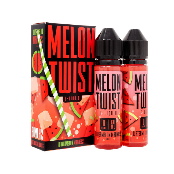 Twist Eliquids - Melon Twist Watermelon Madness