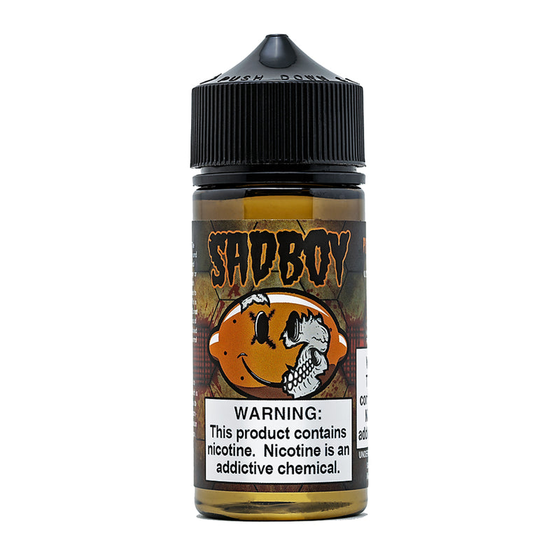 Sadboy E-Liquid - Pumpkin Cookie