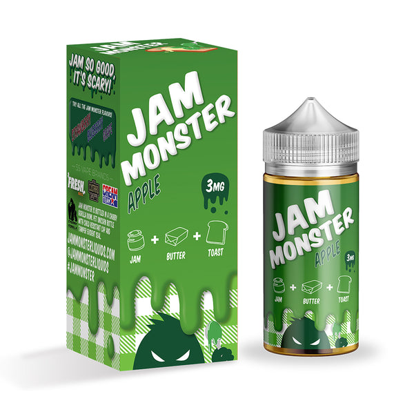 Jam Monster - Apple Jam