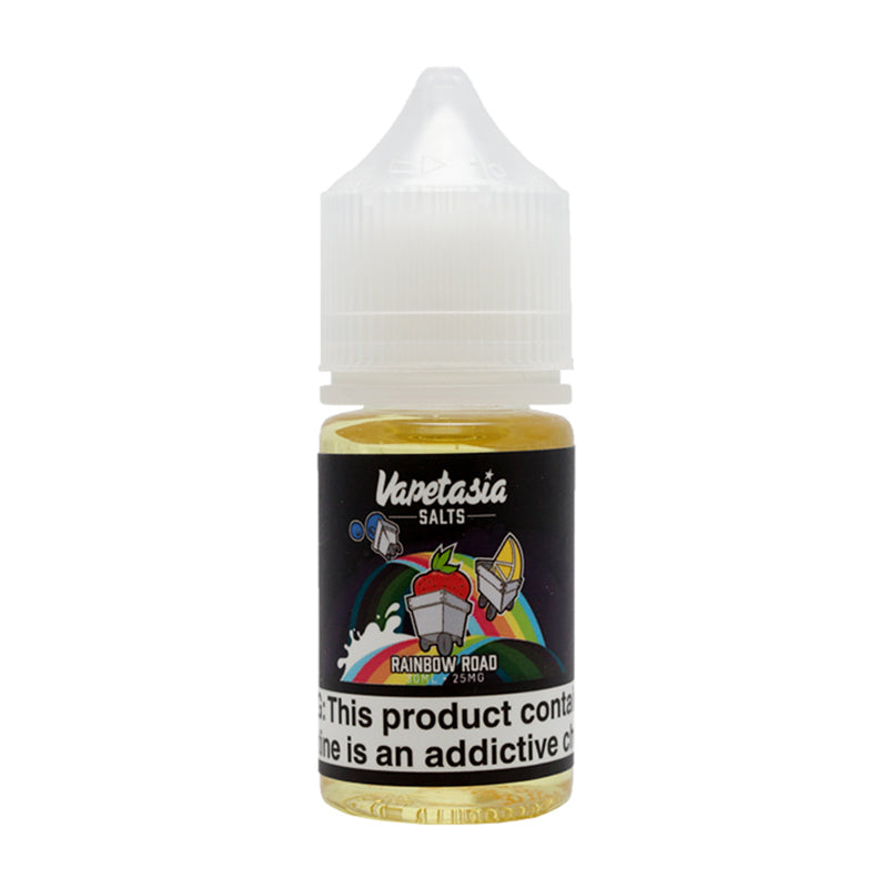 Vapetasia Salts - Rainbow Road - 30ml