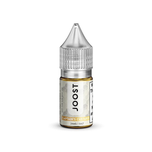 Joost Vapor Salt - Captain's Custard