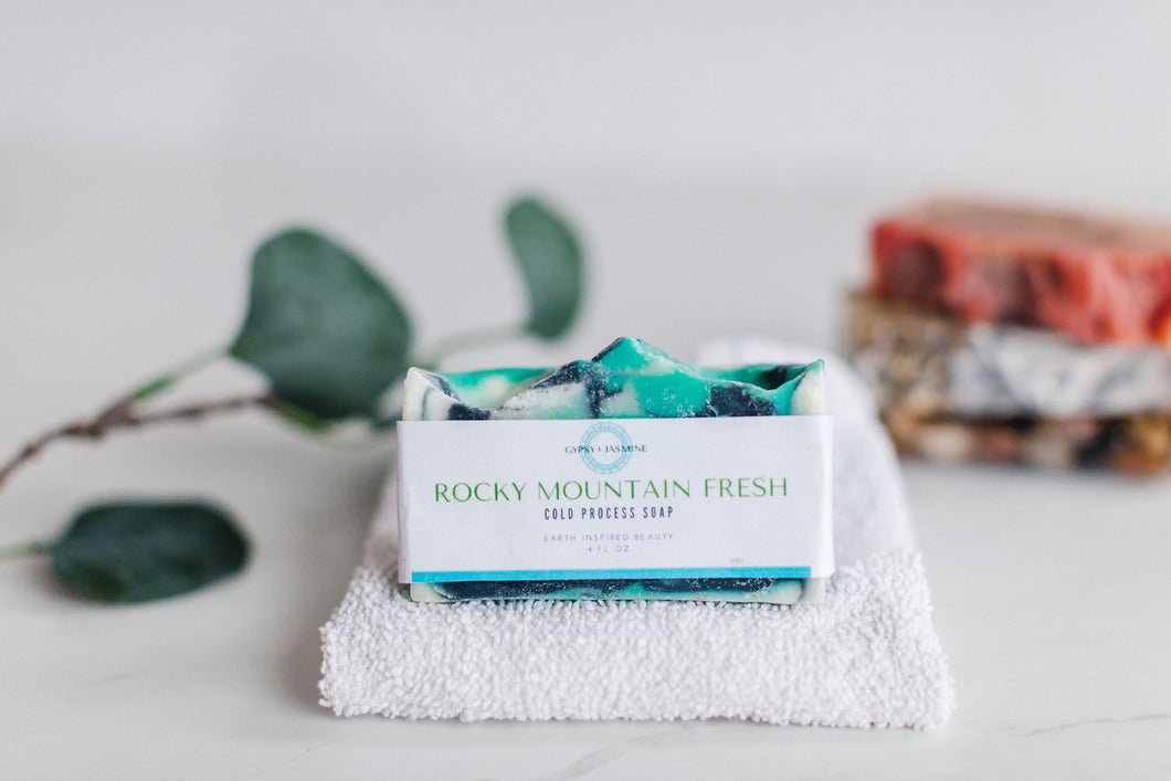 Rocky Mountain Fresh Soap