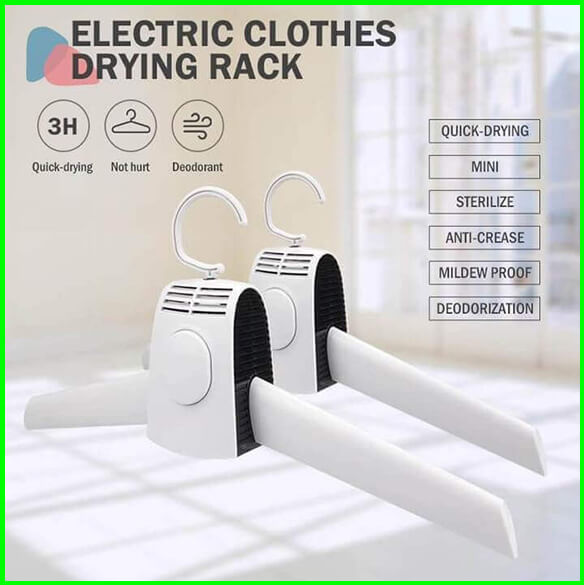 Electric Clothes Drying