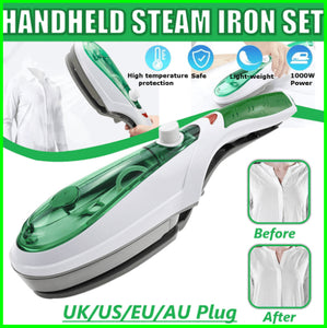 Handheld Iron Steam Brush