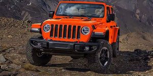 Jeep Wrangler Windshield