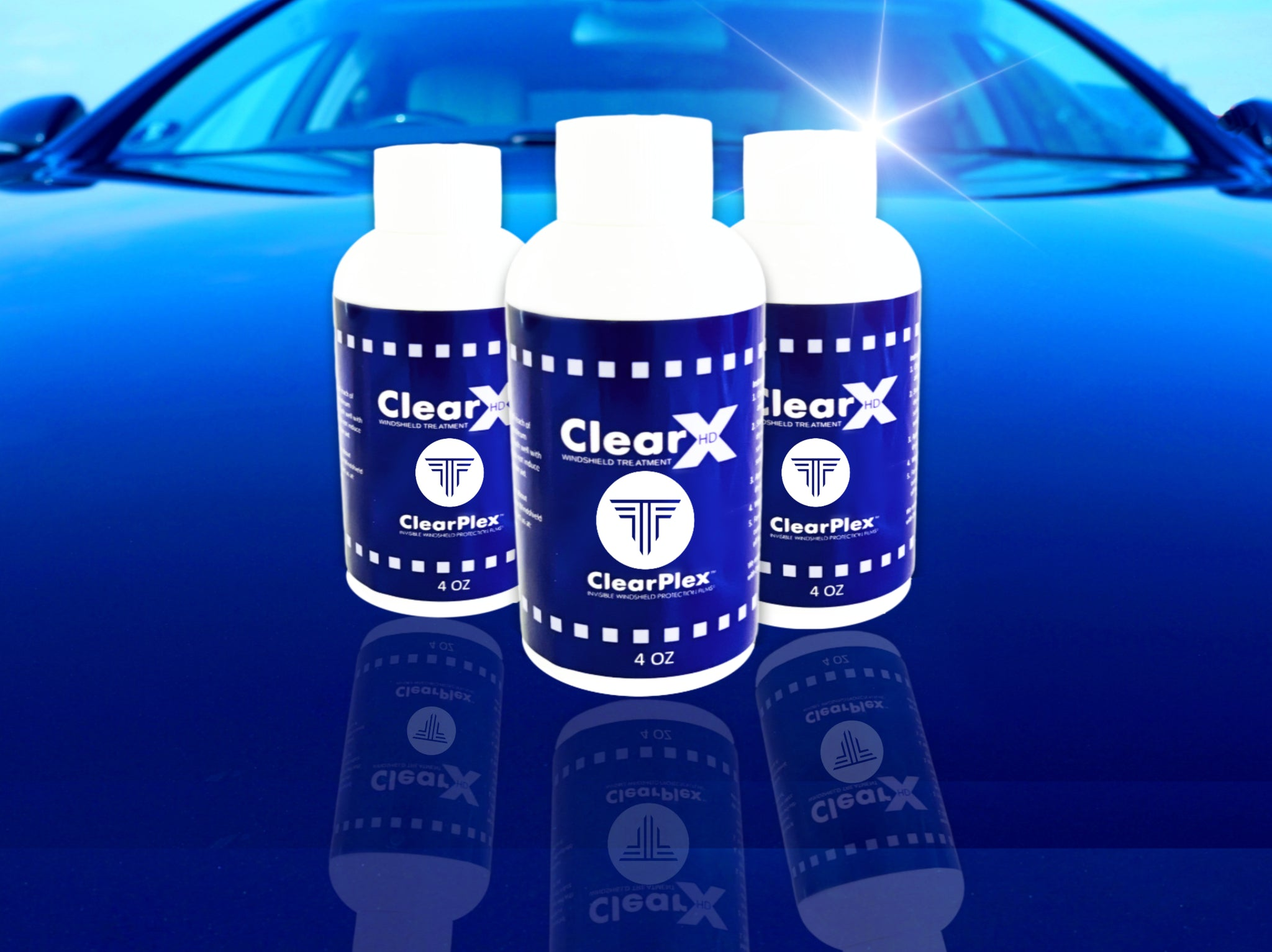 ClearX HD Film Treatment