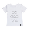 MLW By Design - No Can Do Tee | Black or White