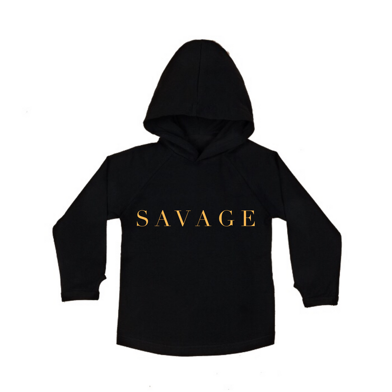 MLW By Design - Savage Hoodie