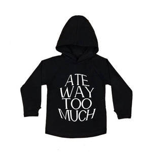 MLW By Design - Ate Too Much Hoodie
