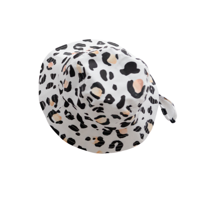 Anchor & Arrow - Swim Hat - Leopard