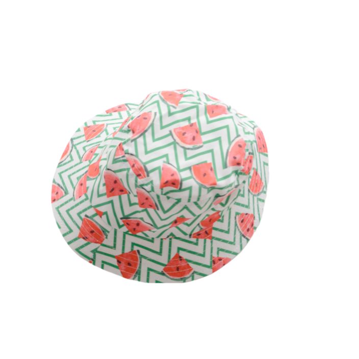 Anchor & Arrow - Swim Hat - Watermelon