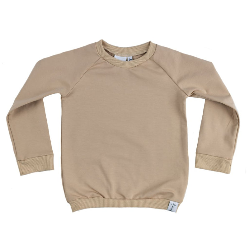 Bobby G Baby Wear - Pullover | Wheat