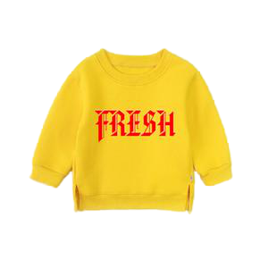 MLW By Design - Fresh Crew | Yellow