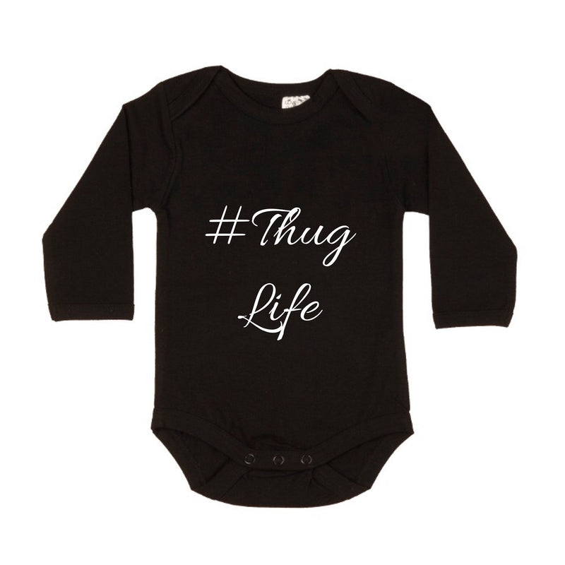 MLW By Design - Thug Life Bodysuit