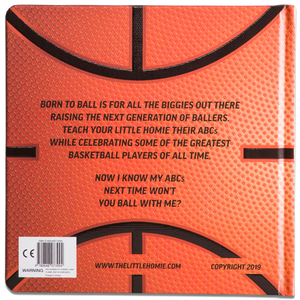 The Little Homie - Born to Ball Book
