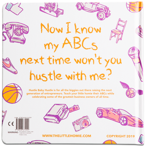The Little Homie - Hustle Baby Hustle Book