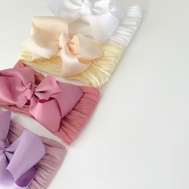 Sweet Tots Shop - MAYA Bow Collection