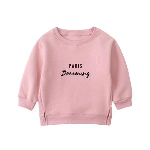 MLW By Design - Paris Dreaming Crew | Pink
