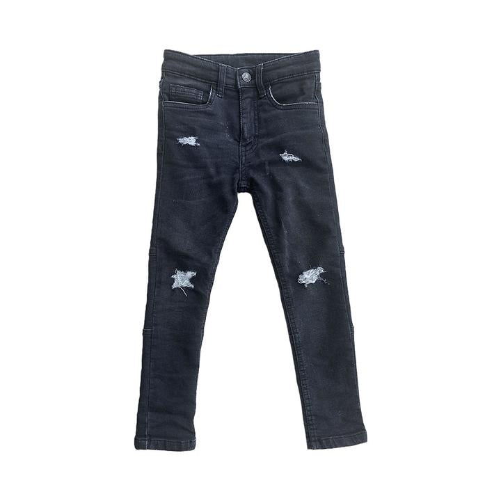 Anarkid - JEANS HOLE BLACK