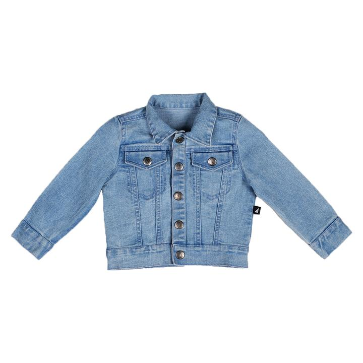 Anarkid - LIGHT BLUE DENIM JACKET