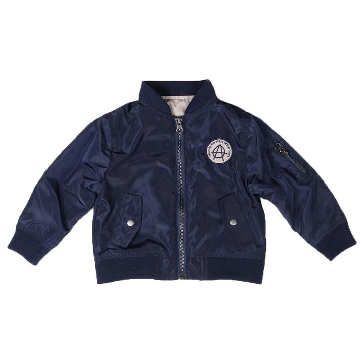 Anarkid - NAVY BOMBER JACKET