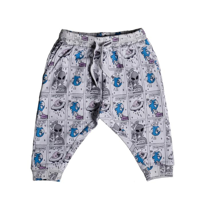 Anarkid - CARTOON AOP TRACKIES