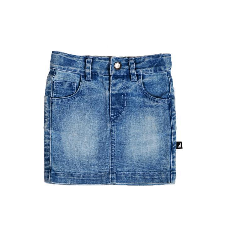 Anarkid - LIGHT BLUE DENIM SKIRT