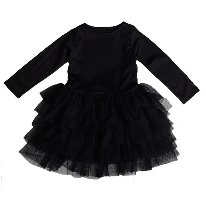 Anarkid - BLACK TULLE DRESS