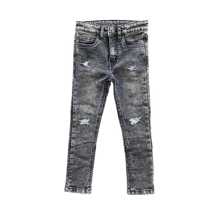 Anarkid - JEANS HOLE STONE WASH