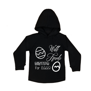 MLW By Design - Trade for Eggs Hoodie| White or Black