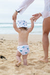 Anchor & Arrow - Reusable Swim Nappy & Wet Bag - Sea Turtles