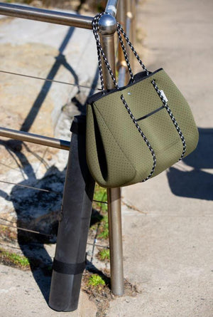 Anchor & Arrow - Ultimate Mums Bag - Khaki