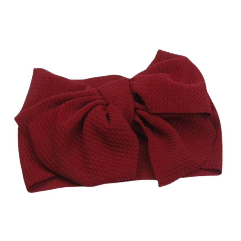 Wrap Headband | Burgundy