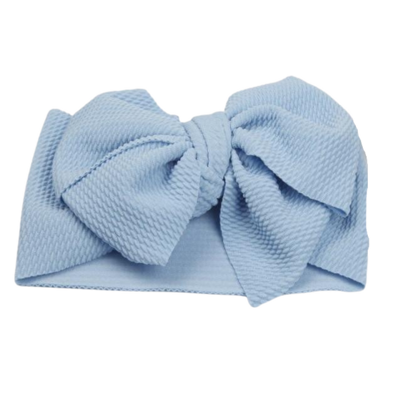 Wrap Headband | Light Blue