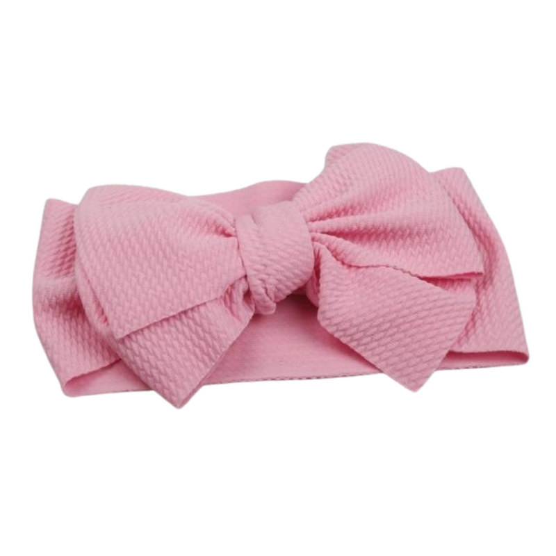 Wrap Headband | Light Pink