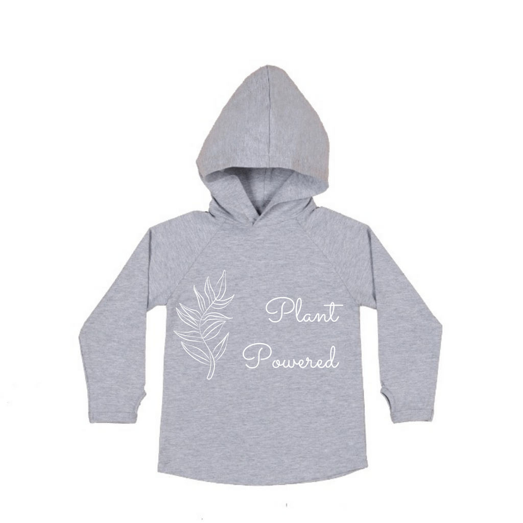 MLW By Design - Plant Powered Hoodie