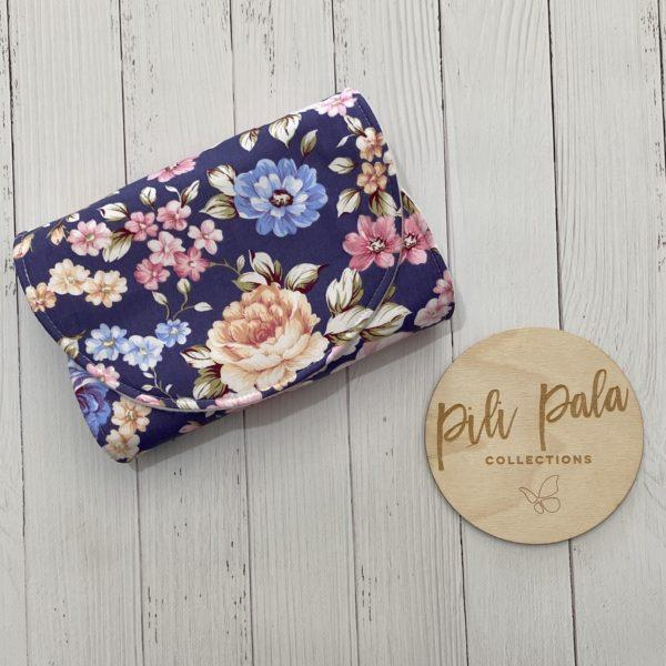 Pili Pala Collections - Isla Contoured Burp Cloth