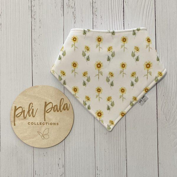 Pili Pala Collections - Sunny (mini) Dribble Bib