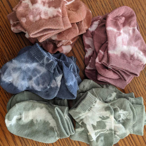 Bobah Baby - Tie Dyed Infant Socks