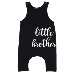 MLW By Design - Little Brother Slouch Romper