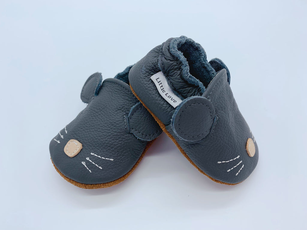 Little Secret Co - Zoo Mickey - Dark Grey