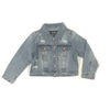 Ballerinas and Boys - Kids Classic Denim Jackets - Mid blue Wash