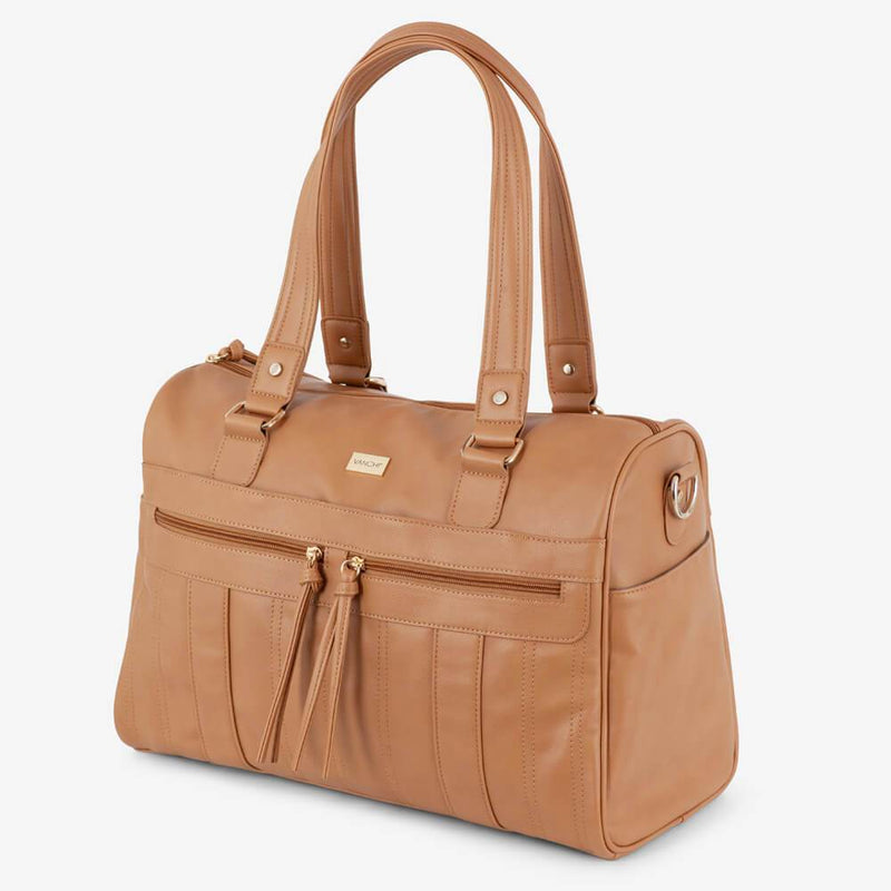 VANCHI - Indie Holdall - Camel