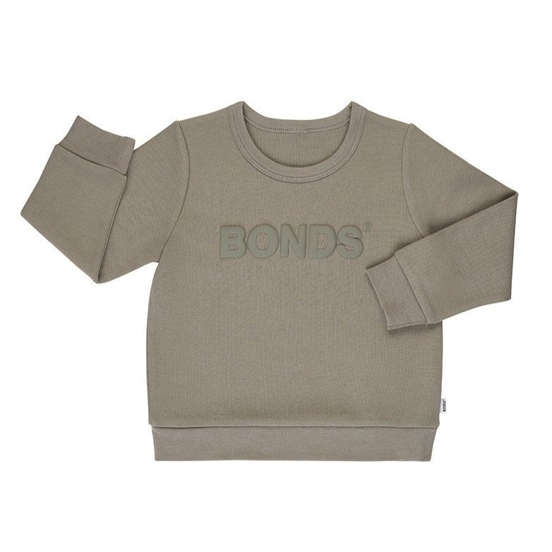 BONDS - Tech Sweats Pullover | Wildling