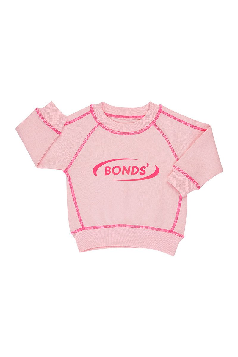BONDS - Cool Sweats Pullover | Sparkling