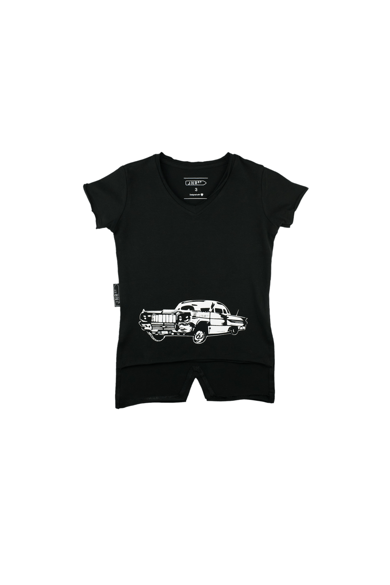 Jnr St Kids - LA MAQUINA T IN BLACK