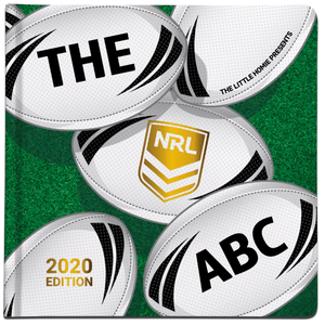 The Little Homie - NRL ABC 2020 Book